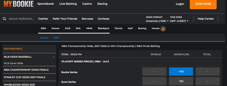 Types of Sports Bets 53352