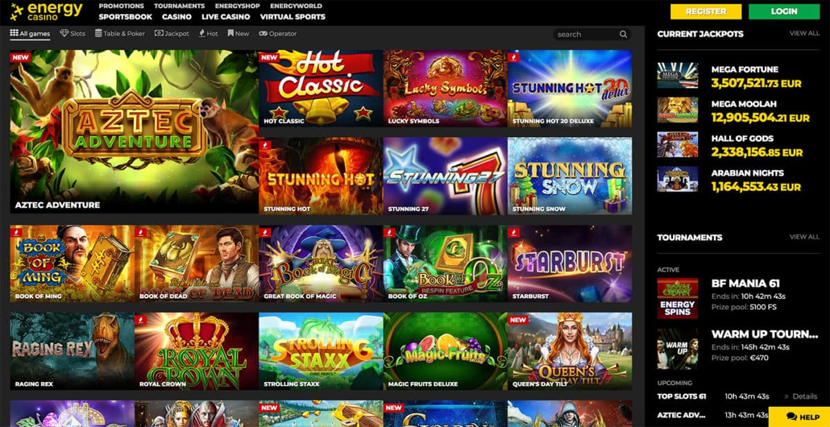 Realtime Slot Review Energy 141846