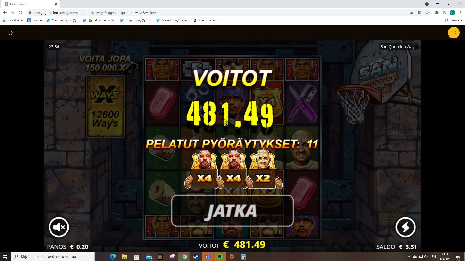 Payout Withdrawal Calendar Player 141561