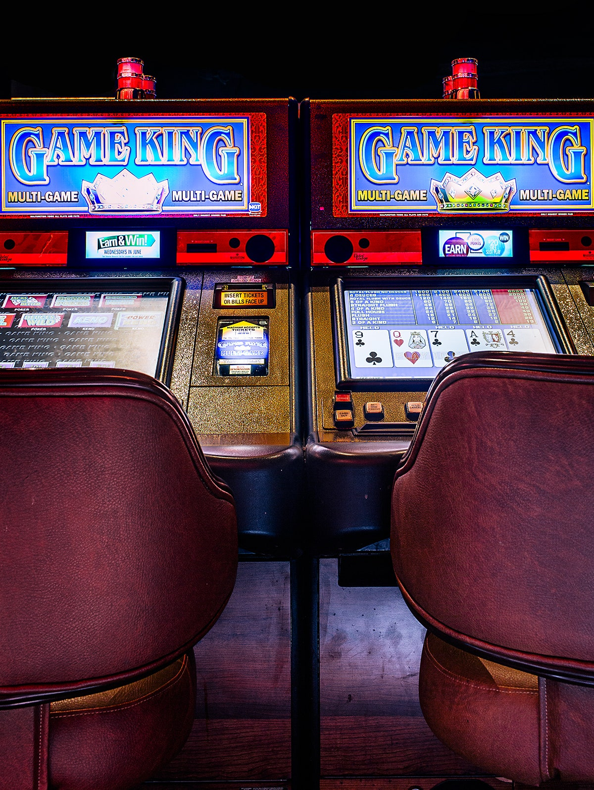 Video Poker Pay Tables 188354